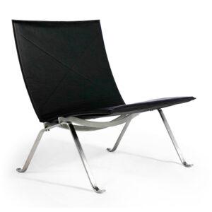 kjaerholm-leather-easy-chair